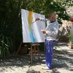 saad ali artist painter pintor 04