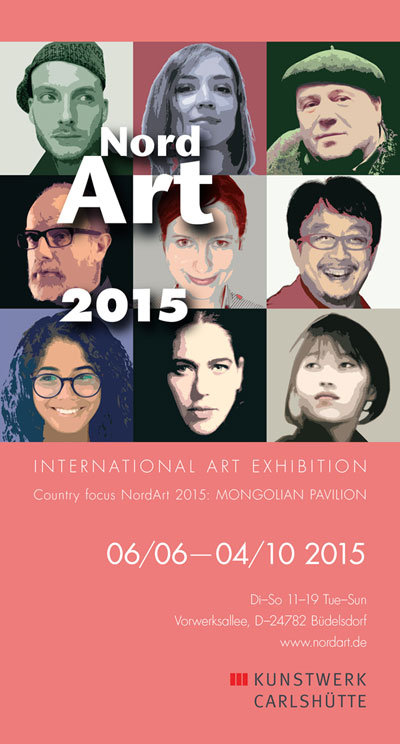 Saad Ali Nort Art 2015 international art exhibition