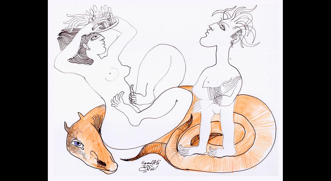 saad ali artist drawings color carino 01
