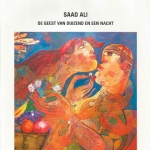 saad ali artist painter pintor cover catalogue 10