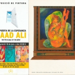 saad ali artist painter pintor cover catalogue 15